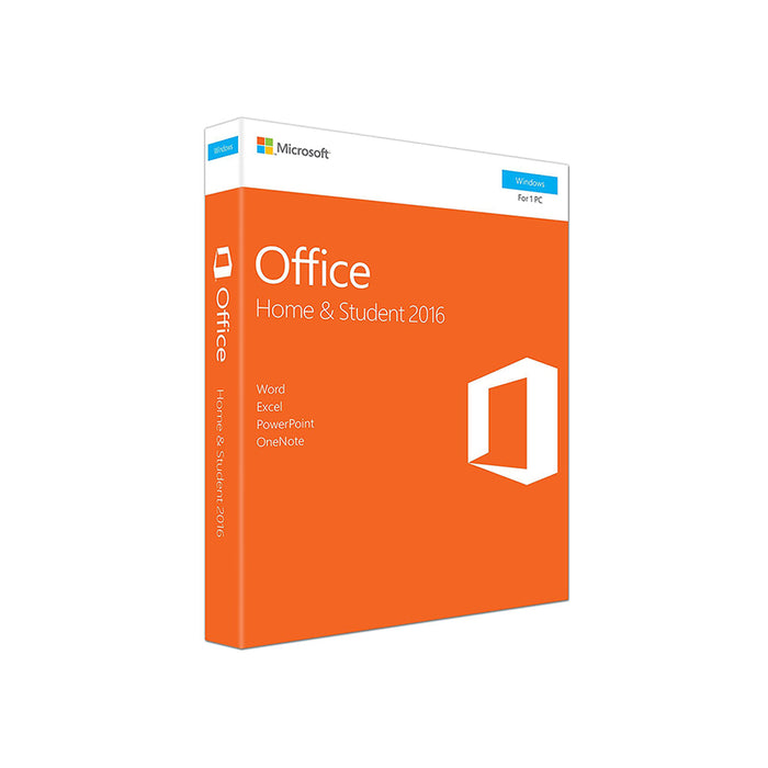 Microsoft Office Home and Student 2016 (1 User)