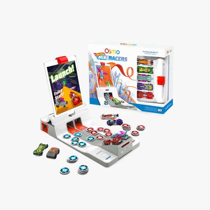 Osmo HotWheels MindRacers Game