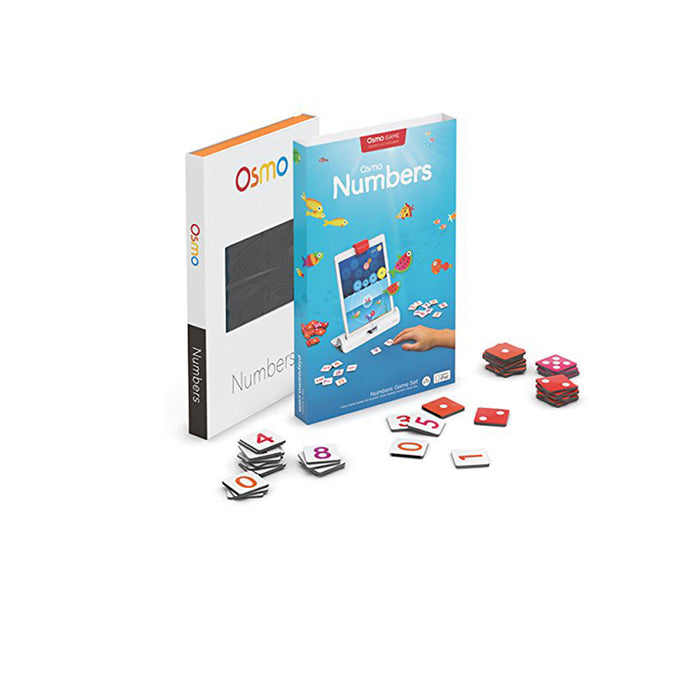 Osmo Numbers Game Pack (Add-on) - Elon Three