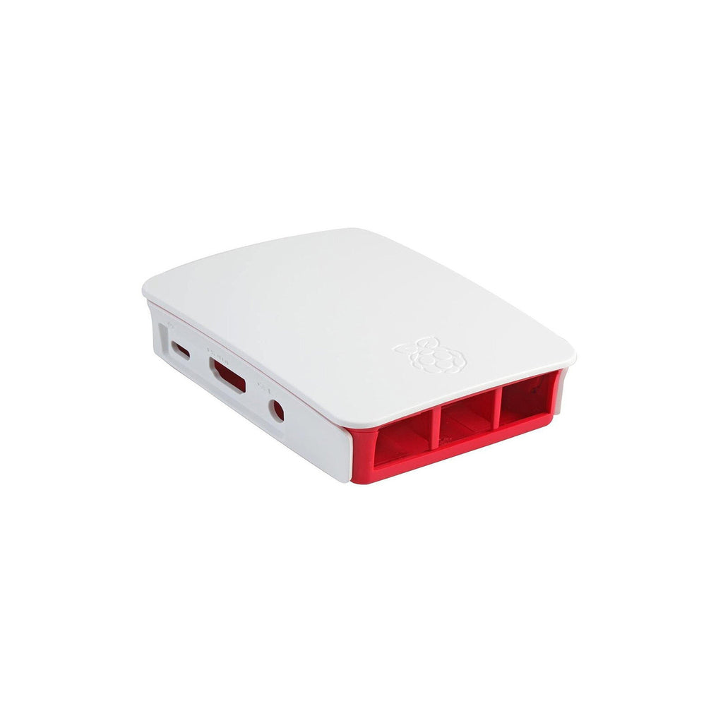 Raspberry Pi 3 Starter Kit (White)