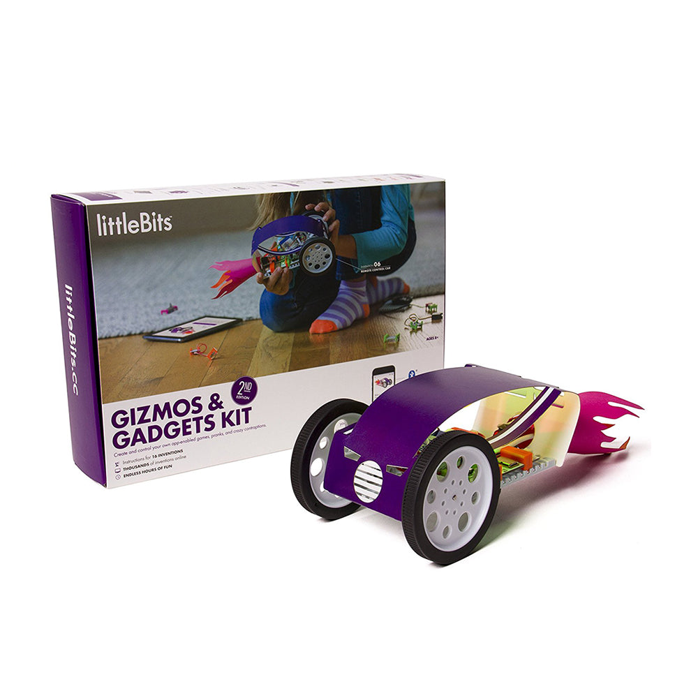LittleBits Gizmos & Gadgets Kit (2nd Edition)