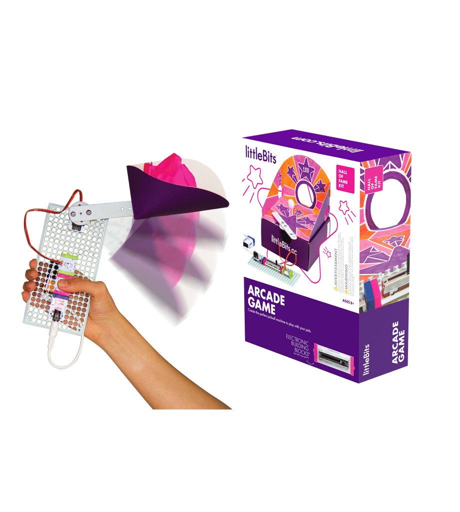 LittleBits Arcade Game