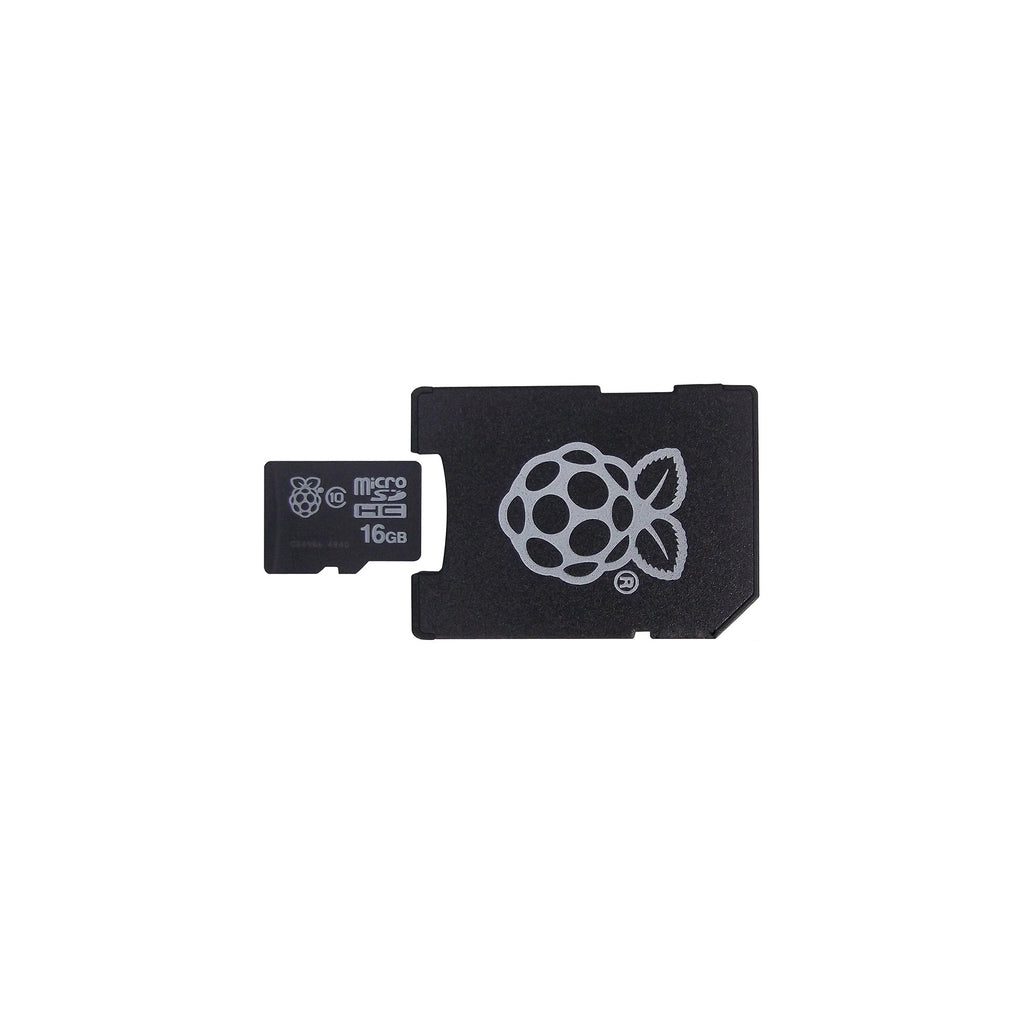 Raspberry Pi 3 Basic Kit (Black)