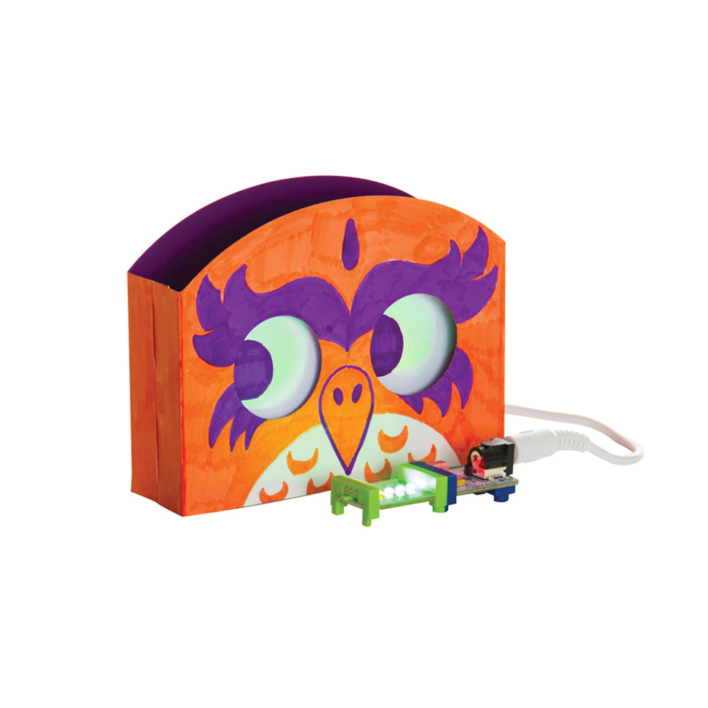LittleBits Night Light