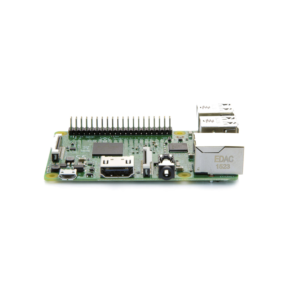 Raspberry Pi 3 Model B 1GB RAM
