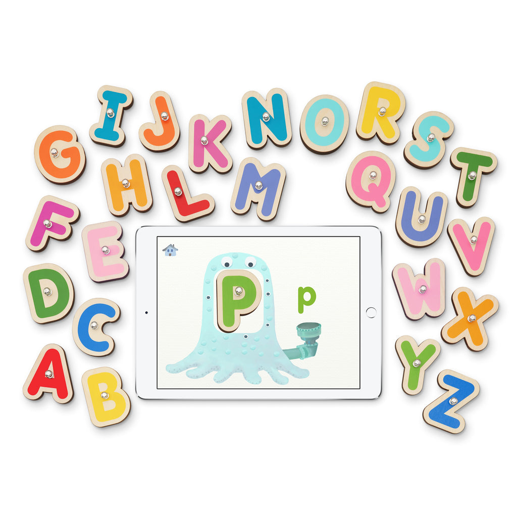 Marbotic Smart Letters