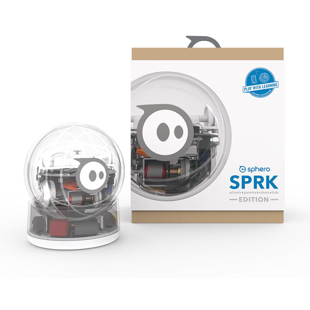 Sphero SPRK Robotic Ball + Free Turbo Red Cover