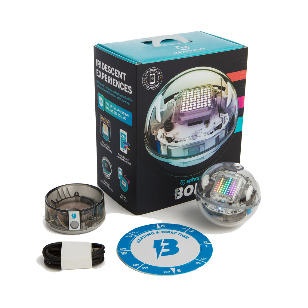 Sphero BOLT + Free Turbo Cover