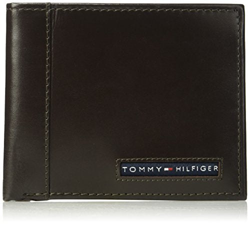Manchester Men's 100% Leather Wallet - Tommy Hilfiger