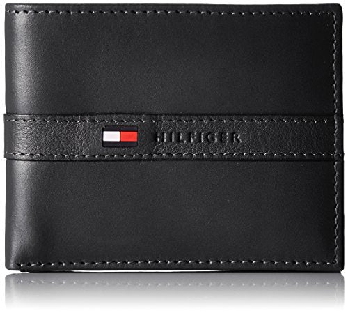 Ranger Leather Men's Wallet - Tommy Hilfiger