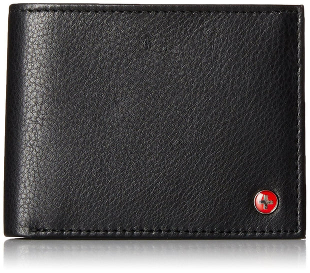 ALPES Functional Leather Wallet