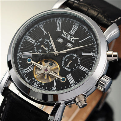 Omega Tourbillon Auto Mechanical Watch