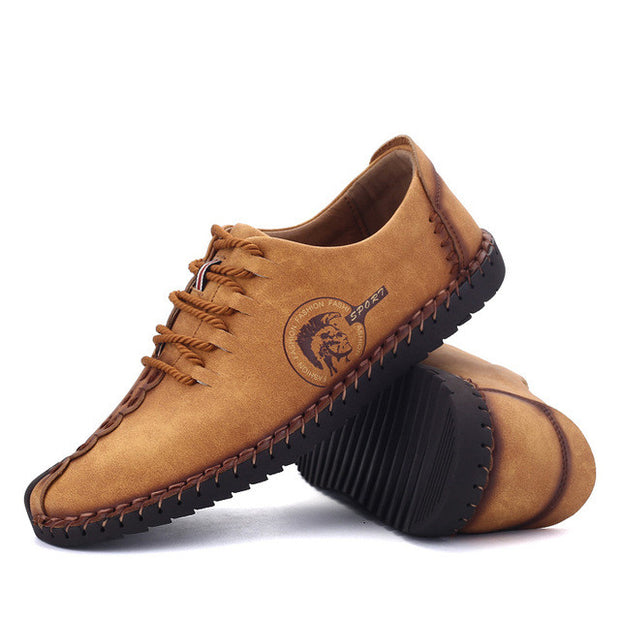 New Arrival Nubuck Leather Shoes Men