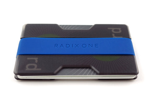 Radix Minimalist Front Pocket Ultralight Money Clip Wallet