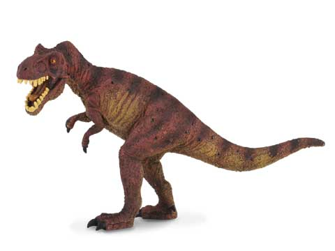 Tom the T-Rex - Brown