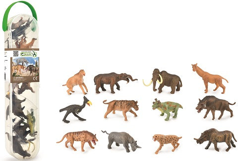 Mini Prehistoric Animals - New 2019