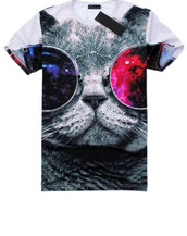 Cool Cat Short Sleeve Tee