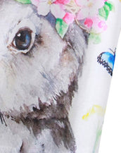 Eared Rabbit Print Loose Tee