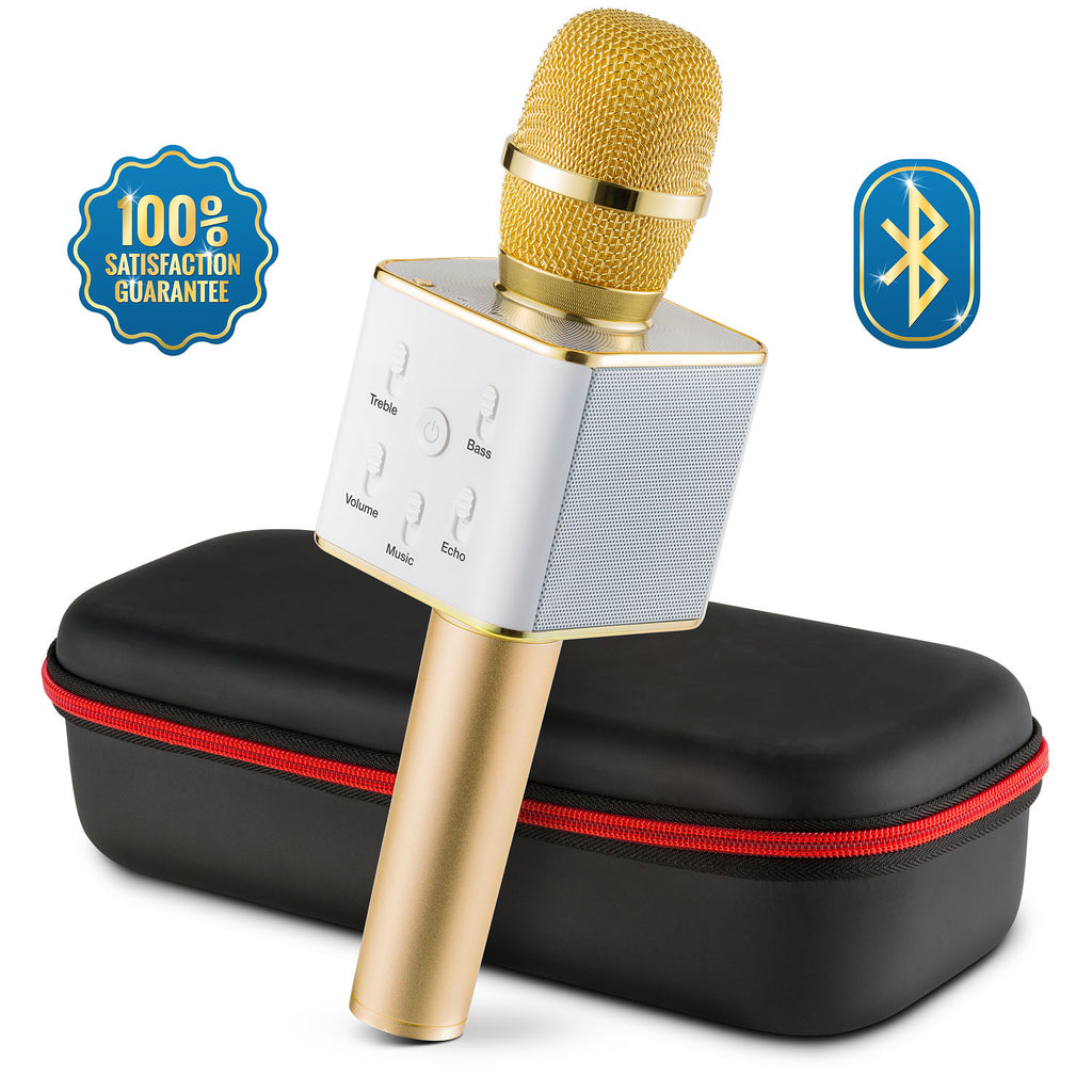 Mike - Handheld Wireless Karaoke Microphone