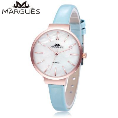 MARGUES M - 3050 Ladies Quartz Wristwatch - ClickWear