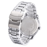 CURREN 8061 Men's Quartz Stainless Steel Wristwatch With Functional Sub-Dial - ClickWear
