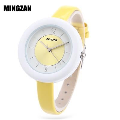 MINGZAN 6213 Ladies Quartz Wristwatch - ClickWear