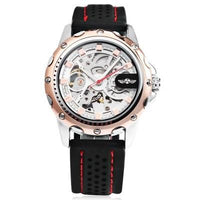 Winner Men's Auto Mechanical Wristwatch - ClickWear