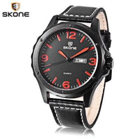 Skone 9392A Men's Quartz Wristwatch - ClickWear