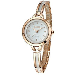 DOOBO D013 4748 Ladies Quartz Wristwatch with Box - ClickWear