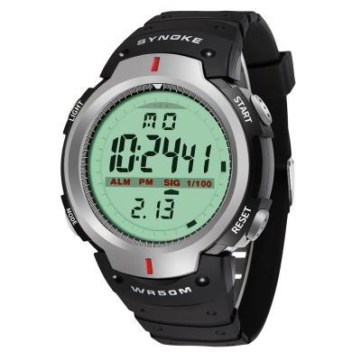SYNOKE 61576 Sports Men's Waterproof Digital Wristwatch - ClickWear