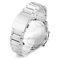 CURREN 8189 Men's Stainless Steel Wristwatch - ClickWear