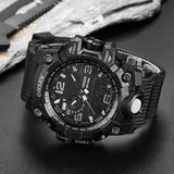 OHSEN AD1606 Duel Movement Men's Sport Watch - ClickWear