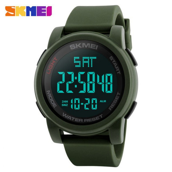 SKMEI 1257 Men's Sports Multi-Functional Wristwatch