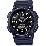 Casio AQS810W-2A2V Men's Tough Solar Power Wrist Watch