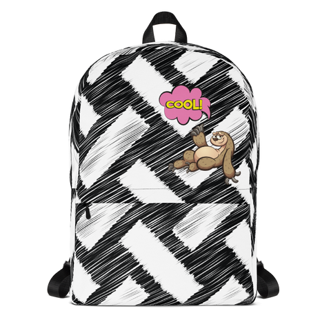 Sloth Cool - Backpack