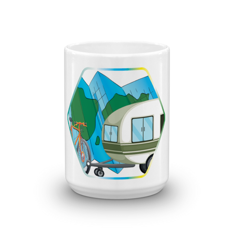 RV - Mug made in the USA