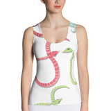 Snakes - Sublimation Cut & Sew Tank Top