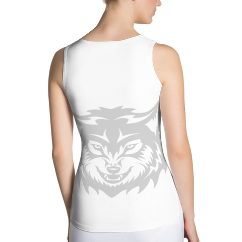 Wolf - Sublimation Cut & Sew Tank Top