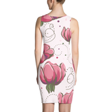Flowers - Sublimation Cut & Sew Dress