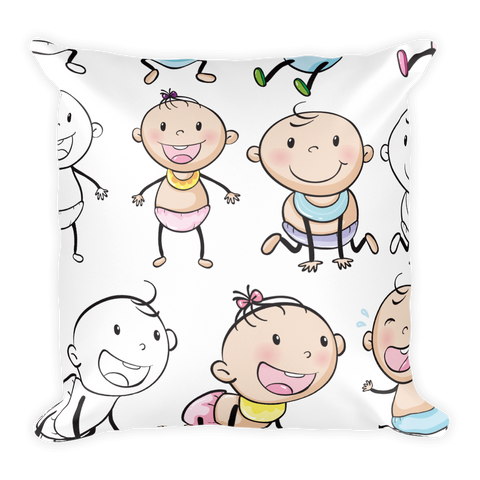 Baby - Square Pillow