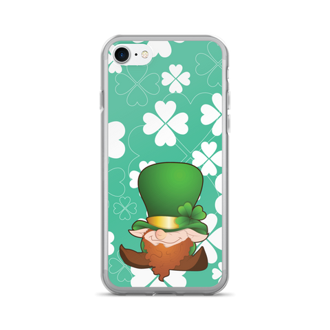 Green luck - iPhone 7/7 Plus Case