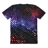 Dark Dot - Sublimation women's crew neck t-shirt