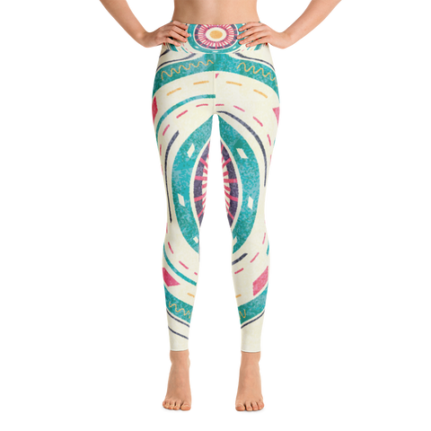 Circles - Yoga Leggings