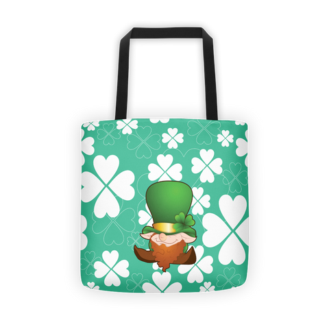 Green luck - Tote bag