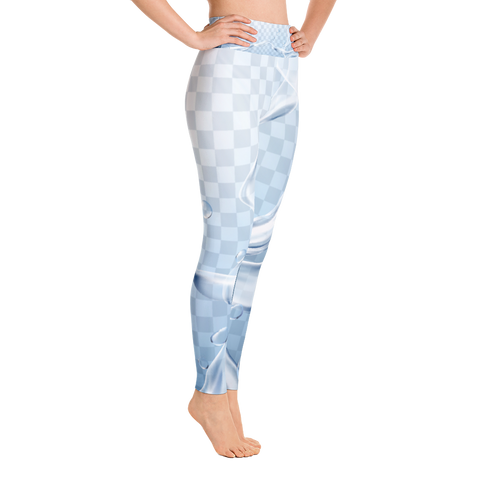 Water - Yoga Leggings