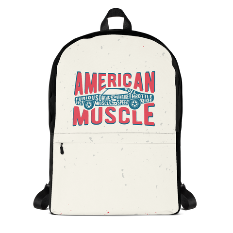 American Car - Backpack