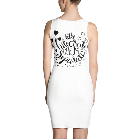 Integrate - ZitaZoo Sublimation Cut & Sew Dress