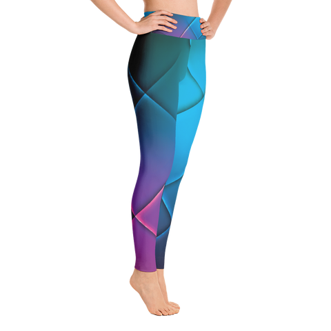 Dark pattern - Yoga Leggings