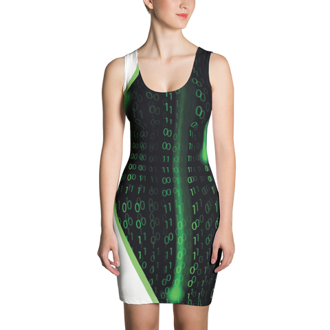 Digital Nomad - Sublimation Cut & Sew Dress