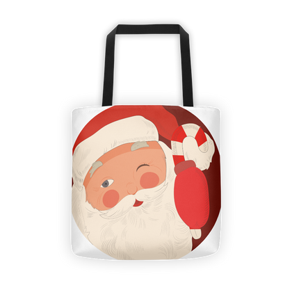 Christmas Santa Blink - Tote bag